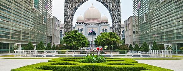 10 Tempat yang Wajib di Kunjungi di Malaysia - Putra Jaya