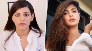 Sushant Singh Rajput's sister, Shweta Singh Kirti hits back at Rhea Chakrborty
