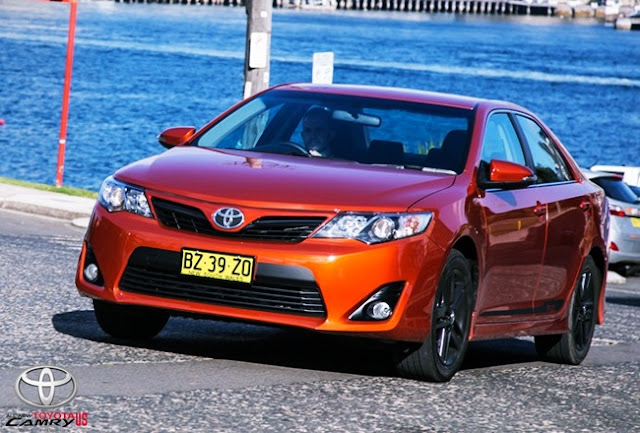 2016 Toyota Camry RZ Special Edition Review