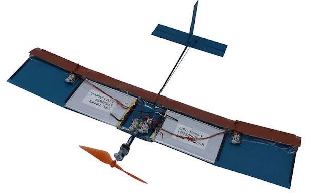 Araştırmacılar küçük insansız hava araçları için yeni kanat tasarımı geliştirdi!