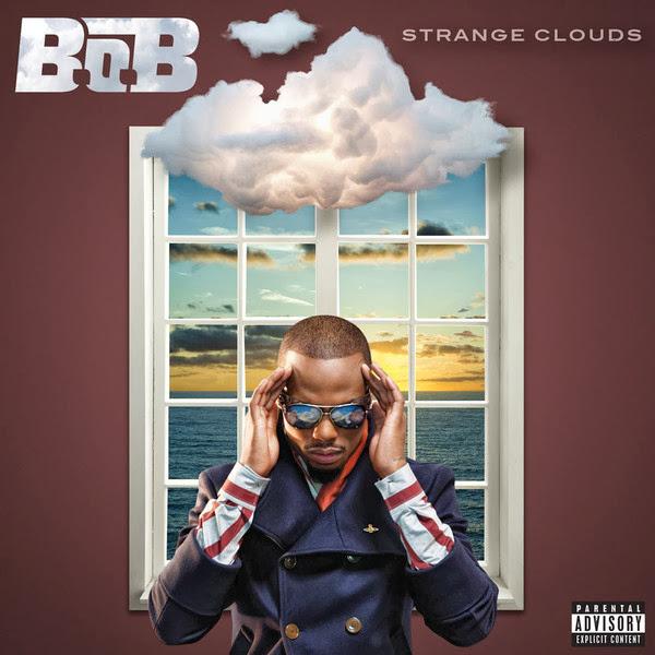 B.o.B - Strange Clouds Cover