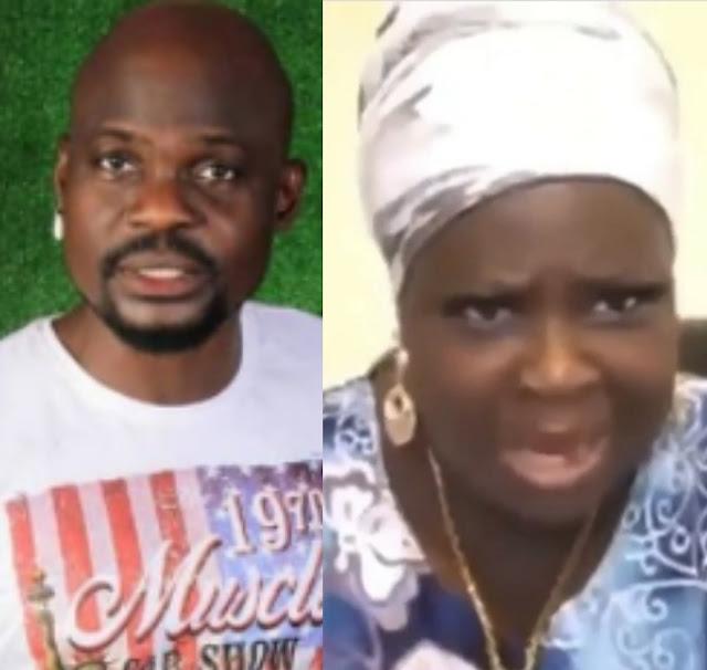 I know Baba Ijesha didnt do what he was accused of- Actress Bukky Black Supports Baba Ijesha (Video)