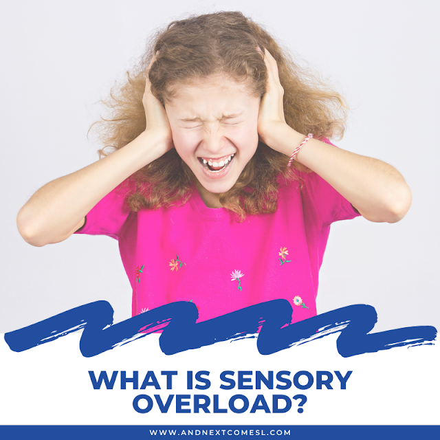 What is sensory overload?