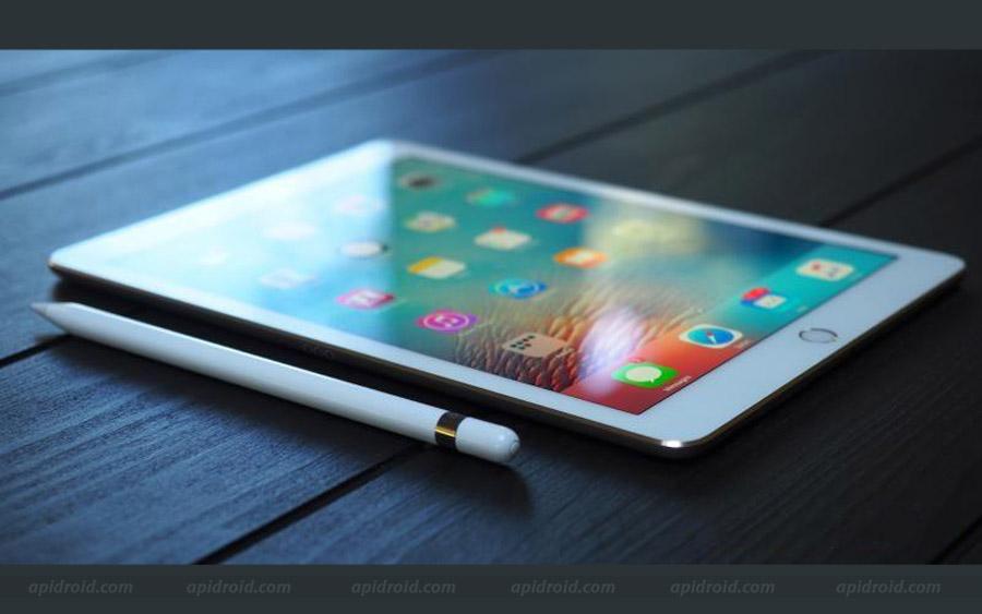 iPad Mini with apple pencil