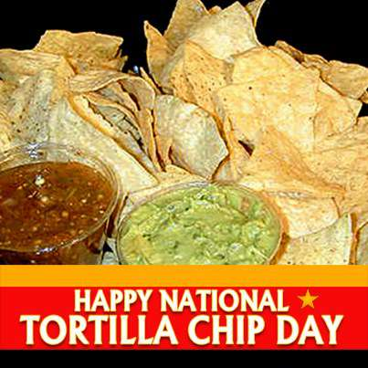 National Tortilla Chip Day Wishes Beautiful Image