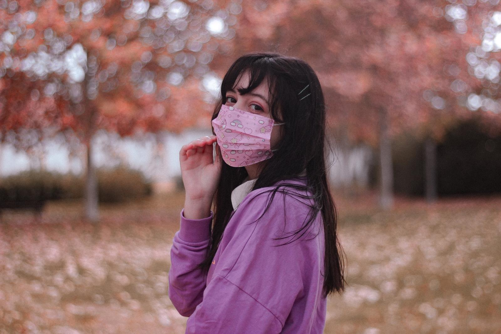 Cute Kawaii Face Mask Blippo