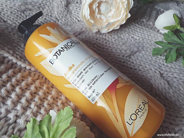 Botanicals Arnika - Reparierendes Shampoo