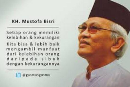 Kumpulan Puisi Ibu Karya Mustofa Bisri (Gus Mus)