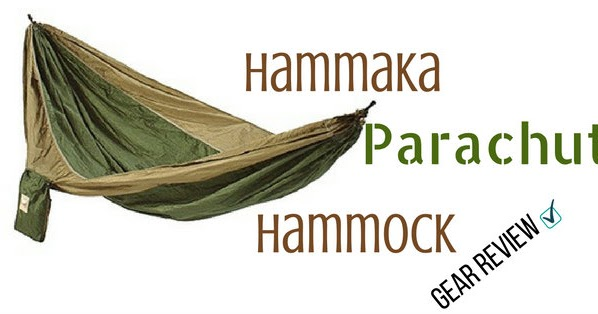 Girl On A Hike Hammaka Parachute Hammock