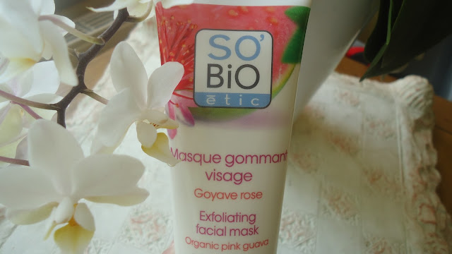 masque gommant so bio étic