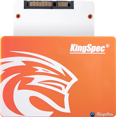 SSD KingSpec P4 120 GB é bom?