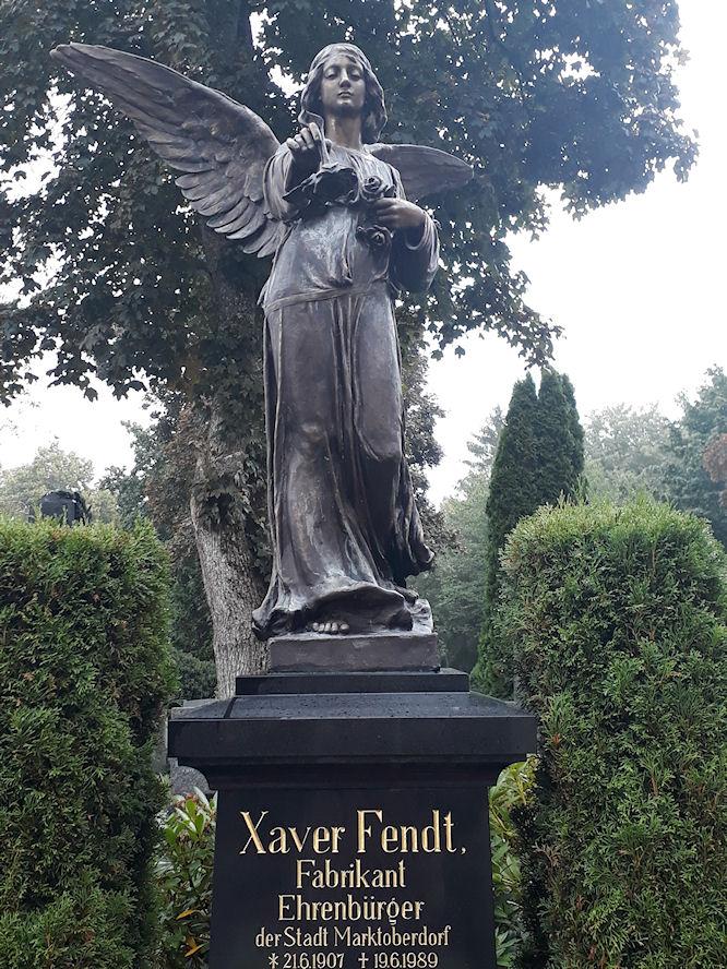 Grab von Fendt