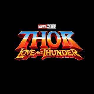 Thor 4 Love and Thunder Logo Marvel Movie