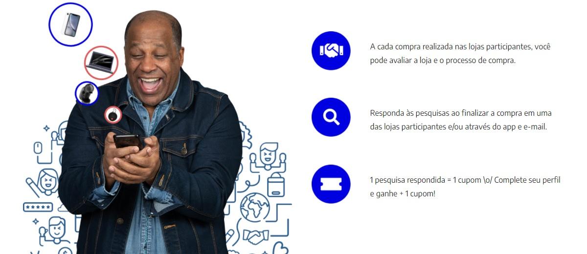 Participar Promoção VIPy 2021 Compre e Confie Concorra Prêmios