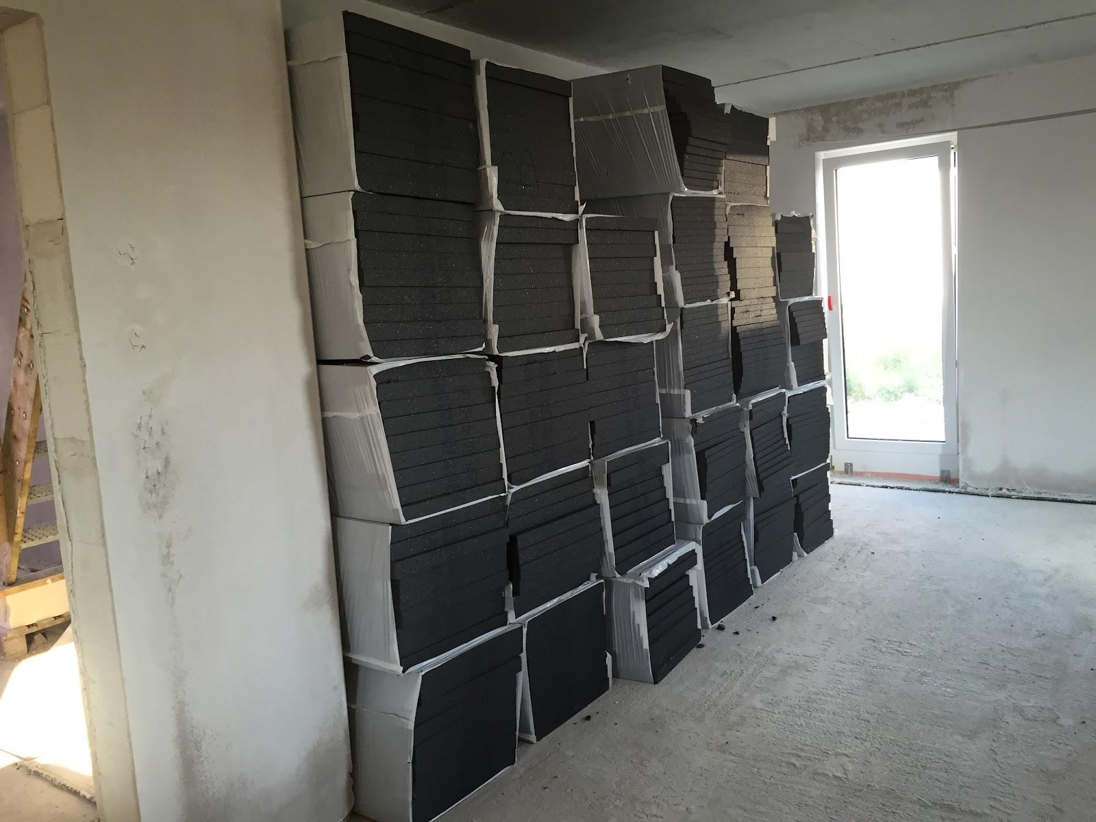 Fußboden Mit Dämmung ~ Lüftungsrohre und fußboden dämmung bauen mit konzepthaus ein