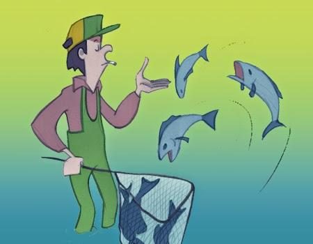 Histoires de pêche, blogue de pêche, Daniel Lefaivre, pêche Lac Saint-Pierre
