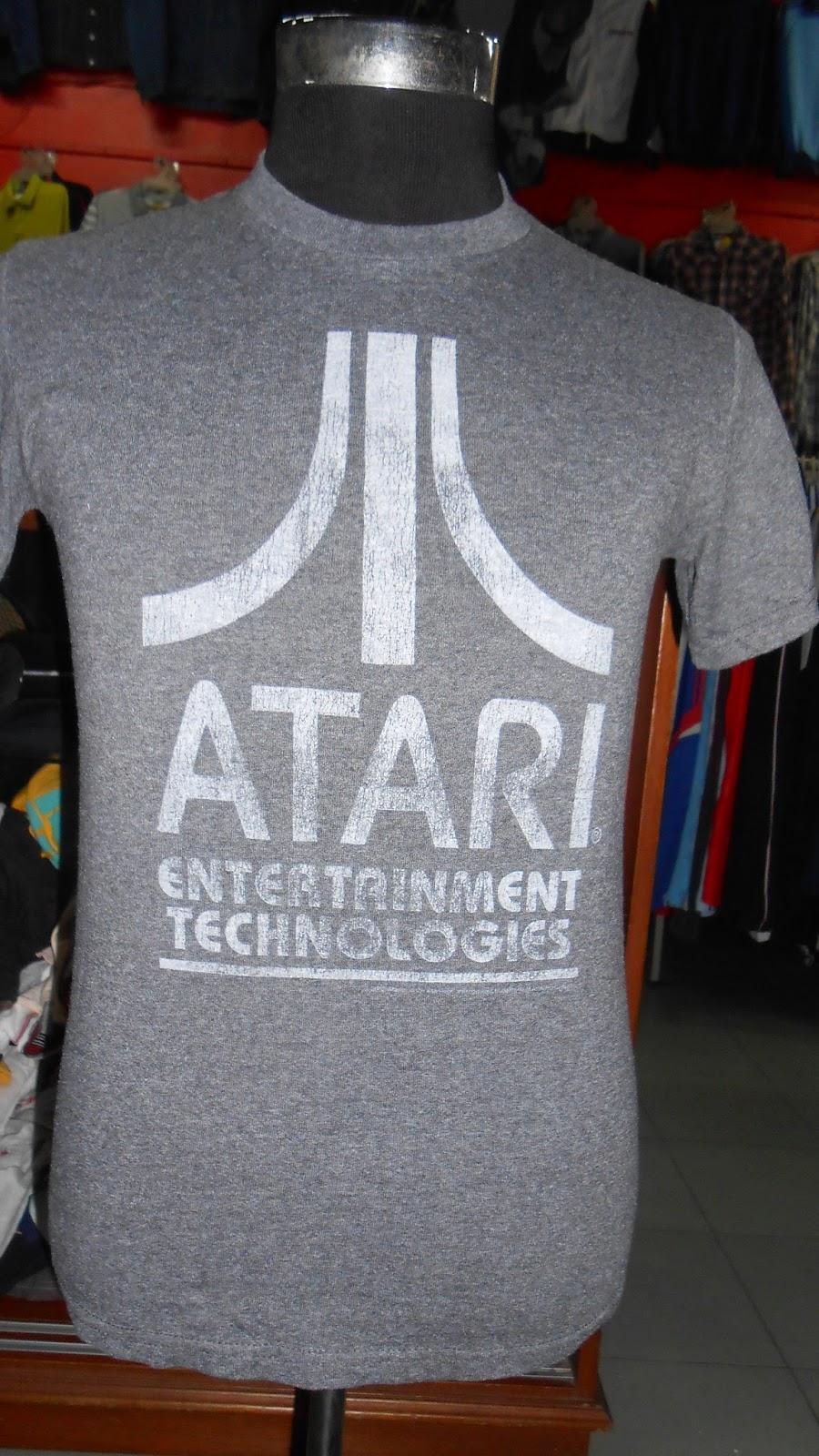 Trend Bundle Tendencies Tshirt Future Punk Hitam L Atari Tshirtsold