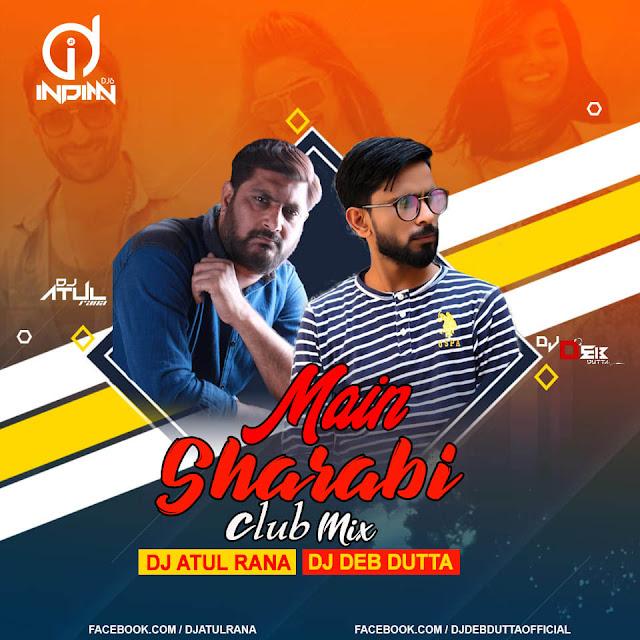 main sharabi remix mp3 download