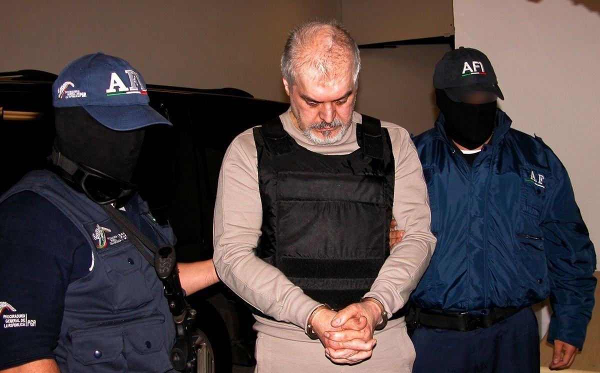 """Eduardo Arellano Félix """"El Doctor"""" líder del Cártel de Tijuana saldrá de prisión en Estados Unidos"""
