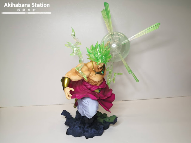 Figuarts ZERO Super Saiyan Broly - Event Exclusive Color Edition - de Dragon Ball Z - Tamashii Nations