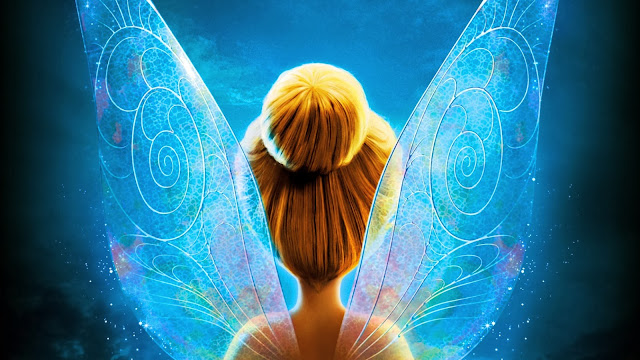 Wallpaper Tinkerbell
