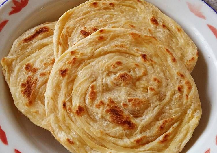 6 Langkah Bikin Roti Maryam yang Lembut