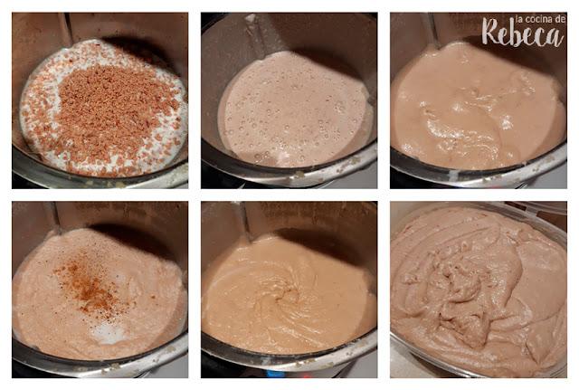 Receta de croquetas de cocido: acabado de la masa