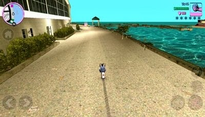 Grand Ft Auto Vice City Game