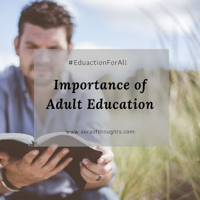 Adult education in India - MeenalSonal