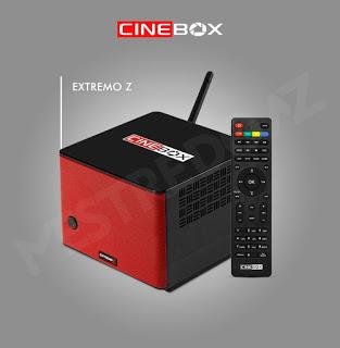 CINEBOX EXTREMO Z NOVA ATUALIZAÇÃO - 04/04/2020