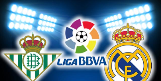 يوتيوب مباشرمشاهدة مباراة ريال مدريد وريال بيتيس بث مباشر اليوم السبت 15-10-2016 في منافسات الدوري الاسباني