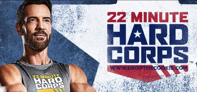 22 Minute Hard Corps | Ejercicios Adelgazar | Serie Completa
