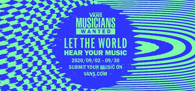 Vans Musicians Wanted Contest!