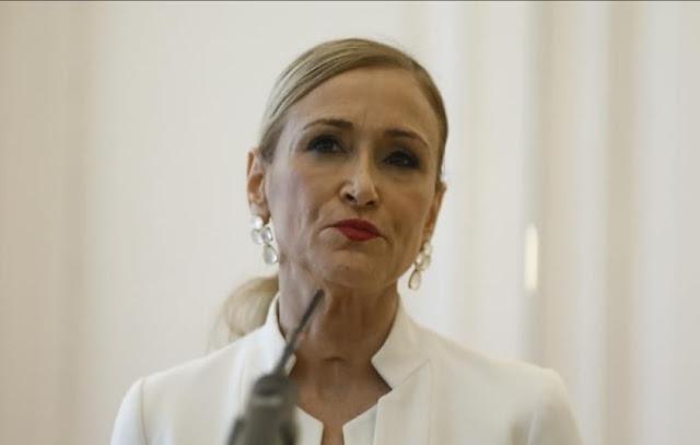 """José Luis Peñas (exconcejal del PP) a Cristina Cifuentes: """"Tú nos dijiste que metiésemos la Gürtel en el congelador"""""""