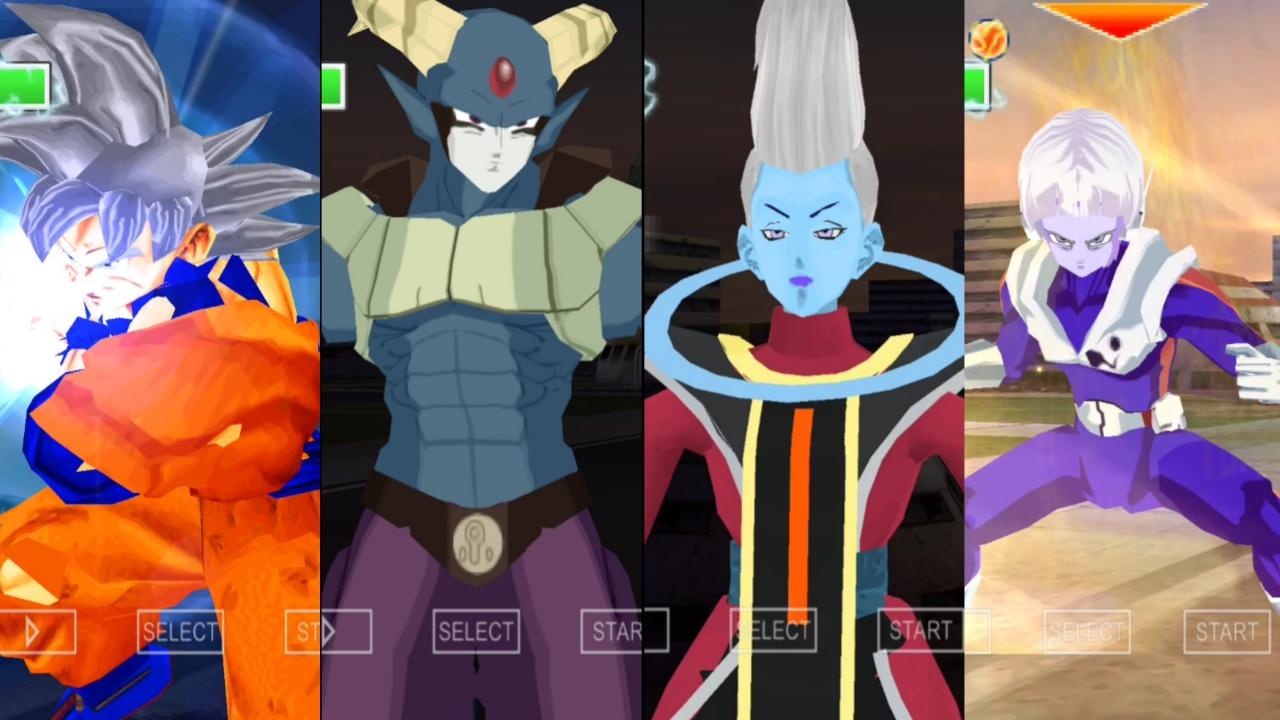 Dragon Ball Super 2 Moro Vs Goku