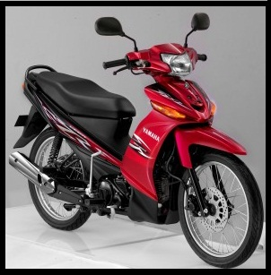 Yamaha Vega ZR 2011