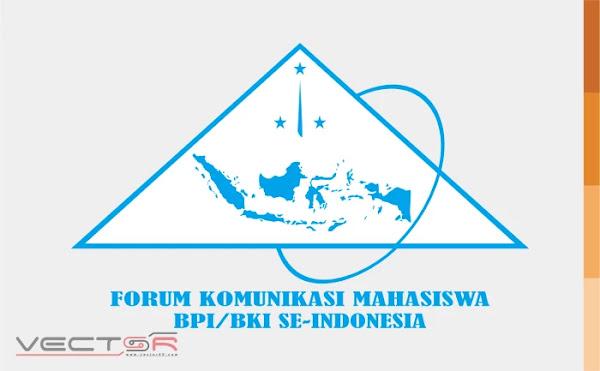 Logo FKM BPI/BKI Se-Indonesia Biru - Download Vector File AI (Adobe Illustrator)