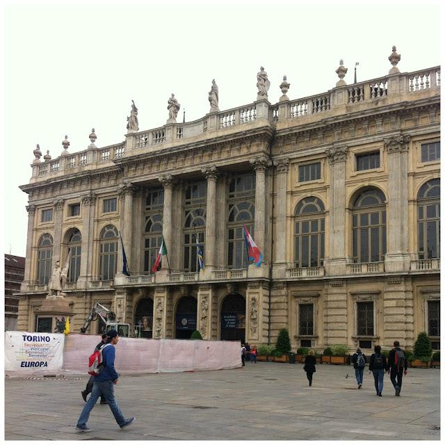 Palazzo Madama, Turim, Itália