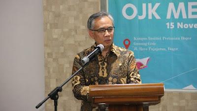 Resmikan Bank Wakaf Mikro di Solo, OJK Sebut untuk Dorong Ekonomi di Sekitar Pesantren