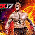 WWE 2K17 PPSSPP Game Download & Run on Android Devices