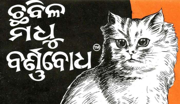 Chhabila Madhu Barnabodha Odia Medium Book - Download Odia Book PDF