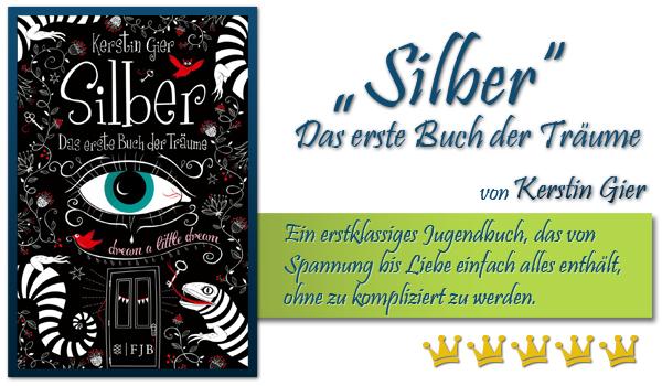 Silber Das Erste Buch Der Träume