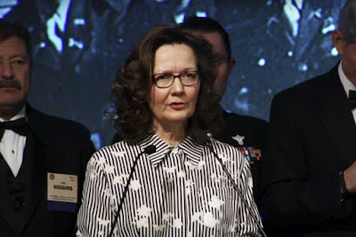 Gina Haspel ran CIA  black torture site