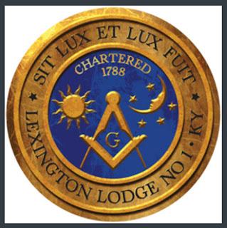 Lexington Lodge No. 1. Grand Lodge of Kentucky