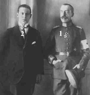 Fürst zu zu Hohenlohe-Langenburg