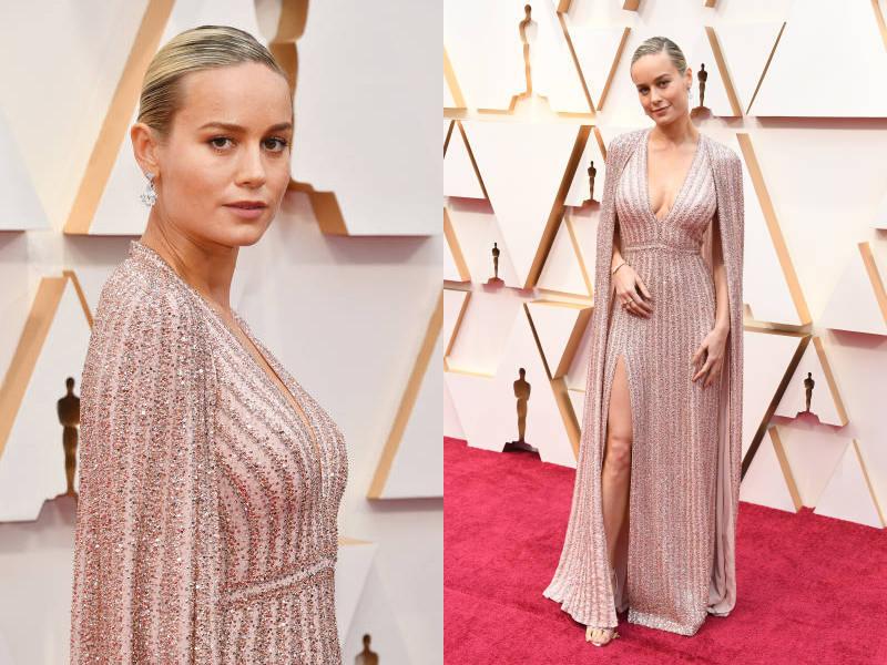 Brie Larson The Oscars 2020