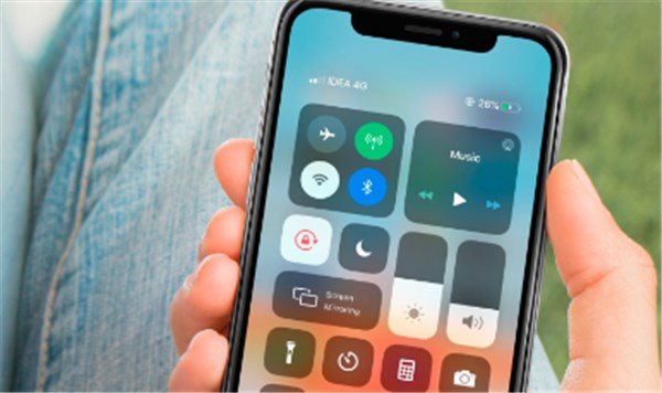 can iphone 11 show battery percentage