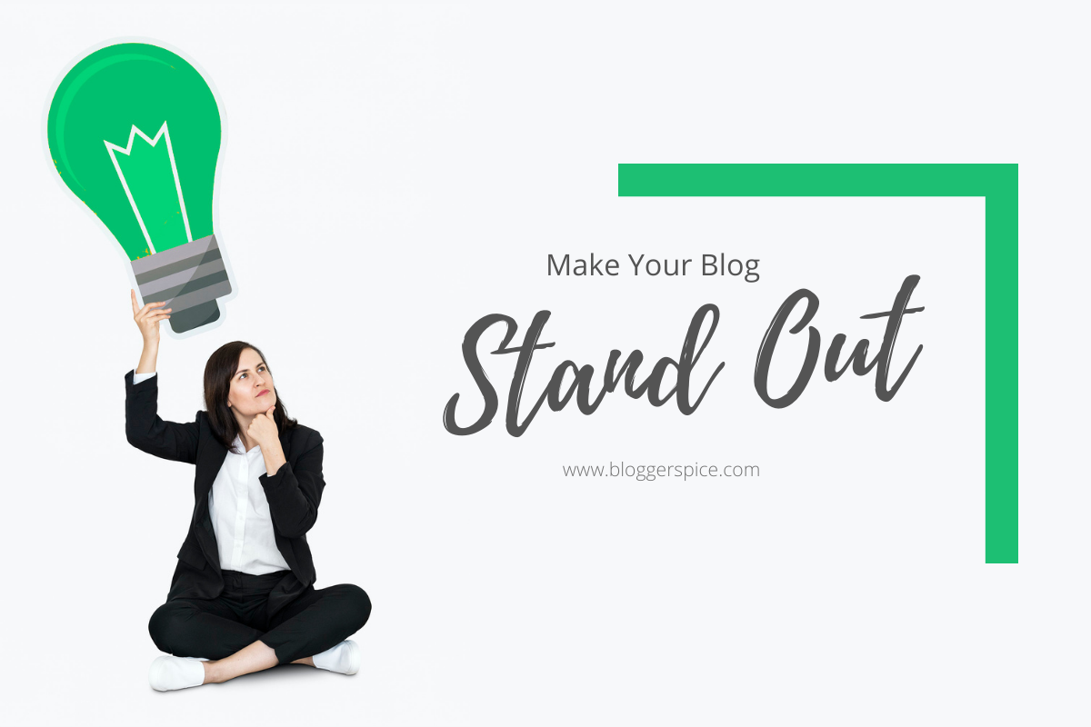 5 Ways to Make Your Business Blog Stand Out