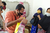 Polda NTB Deklarasikan Pilkada Damai Bersama Warga Desa Penujak