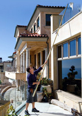 orange county window cleaning by the professionals at stanley window care
